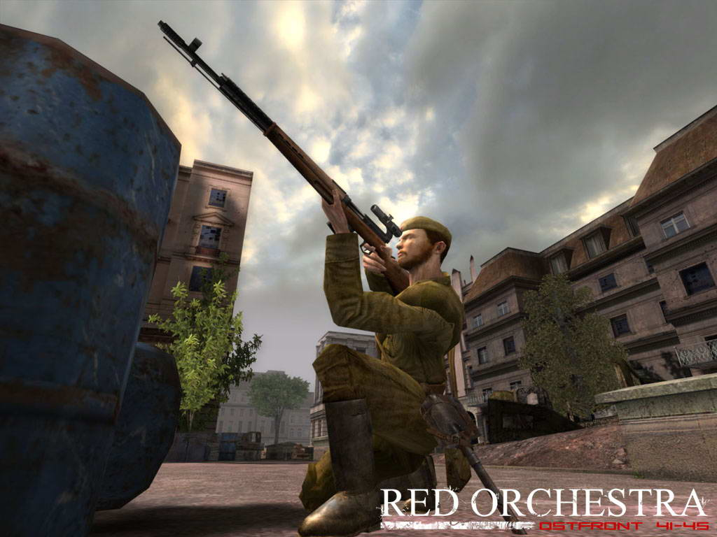 Red Orchestra Ostfront 41 45 скачать игру - фото 3