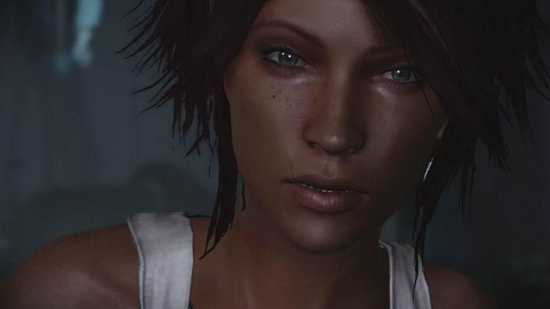 Скриншот Remember Me