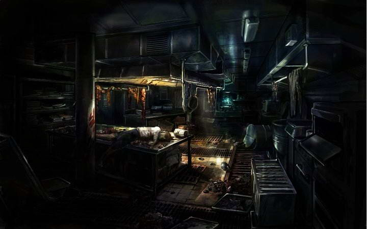 Арт Resident Evil: Operation Raccoon City