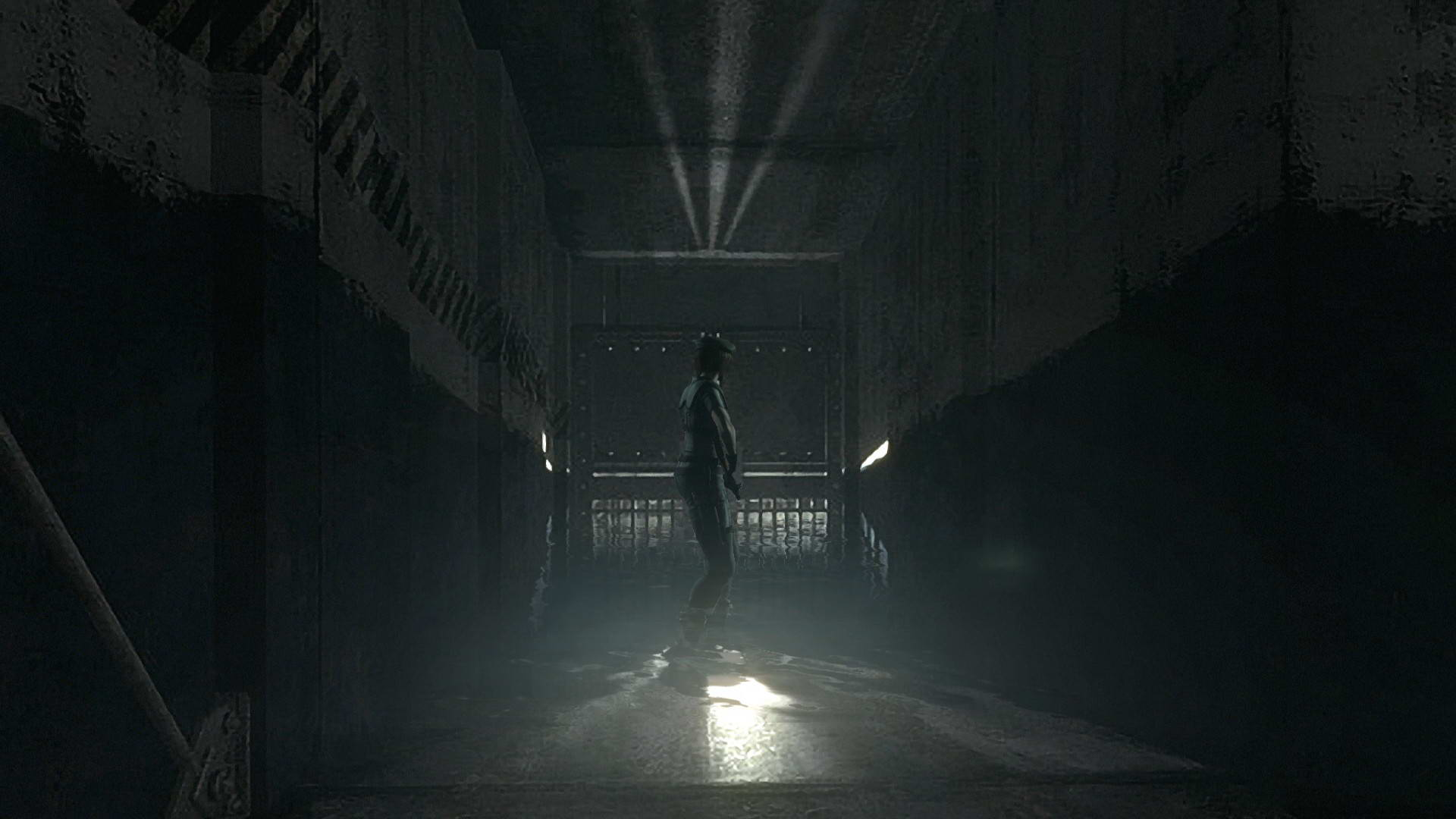 Скриншот Resident Evil / biohazard HD REMASTER