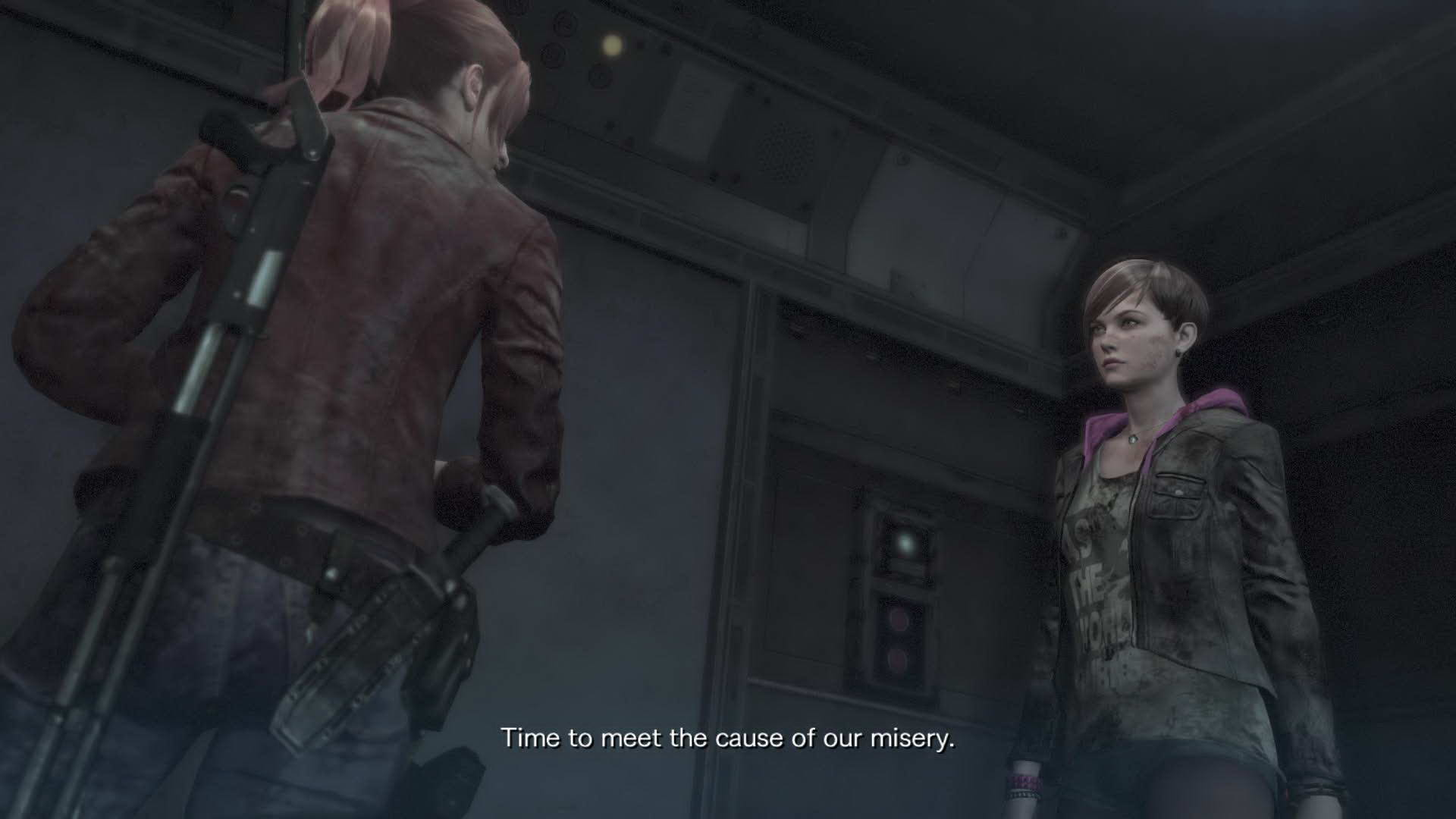 Скриншот Resident Evil: Revelations 2 - Episode 4: Metamorphosis