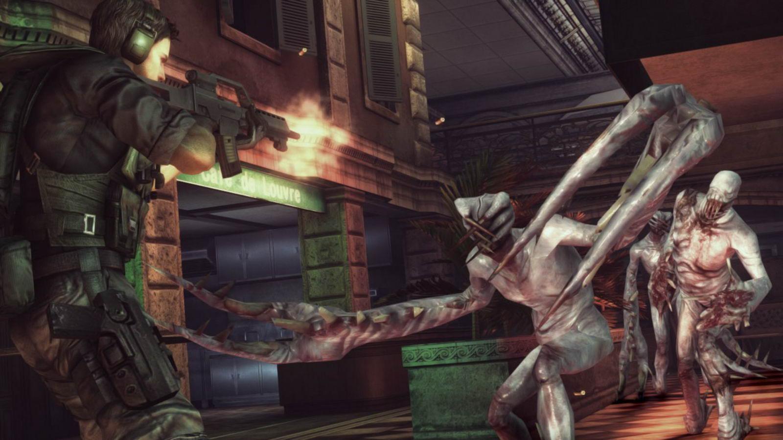 Скриншот Resident Evil: Revelations HD