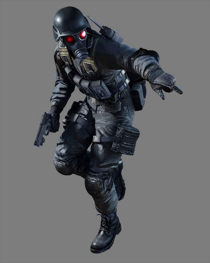 Арт Resident Evil: Revelations HD