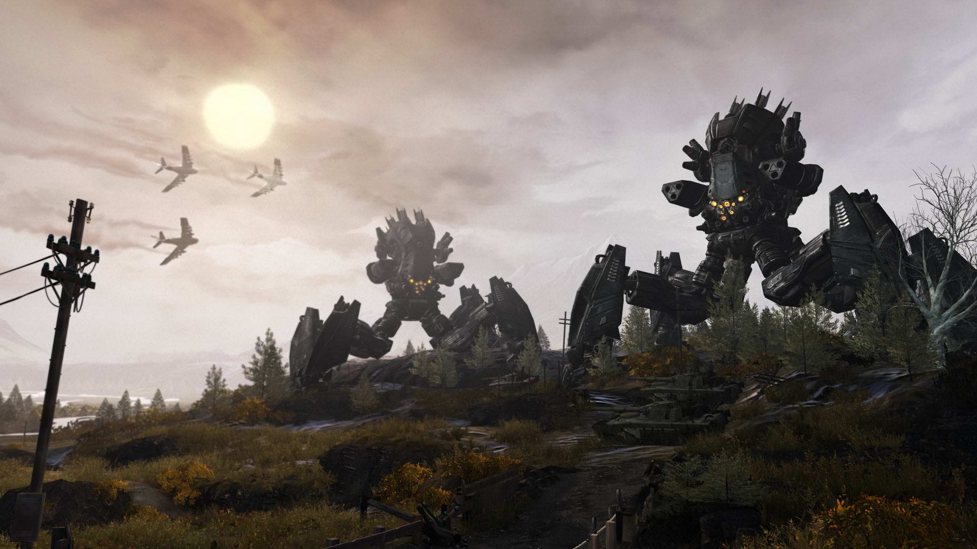 Скриншот Resistance 2