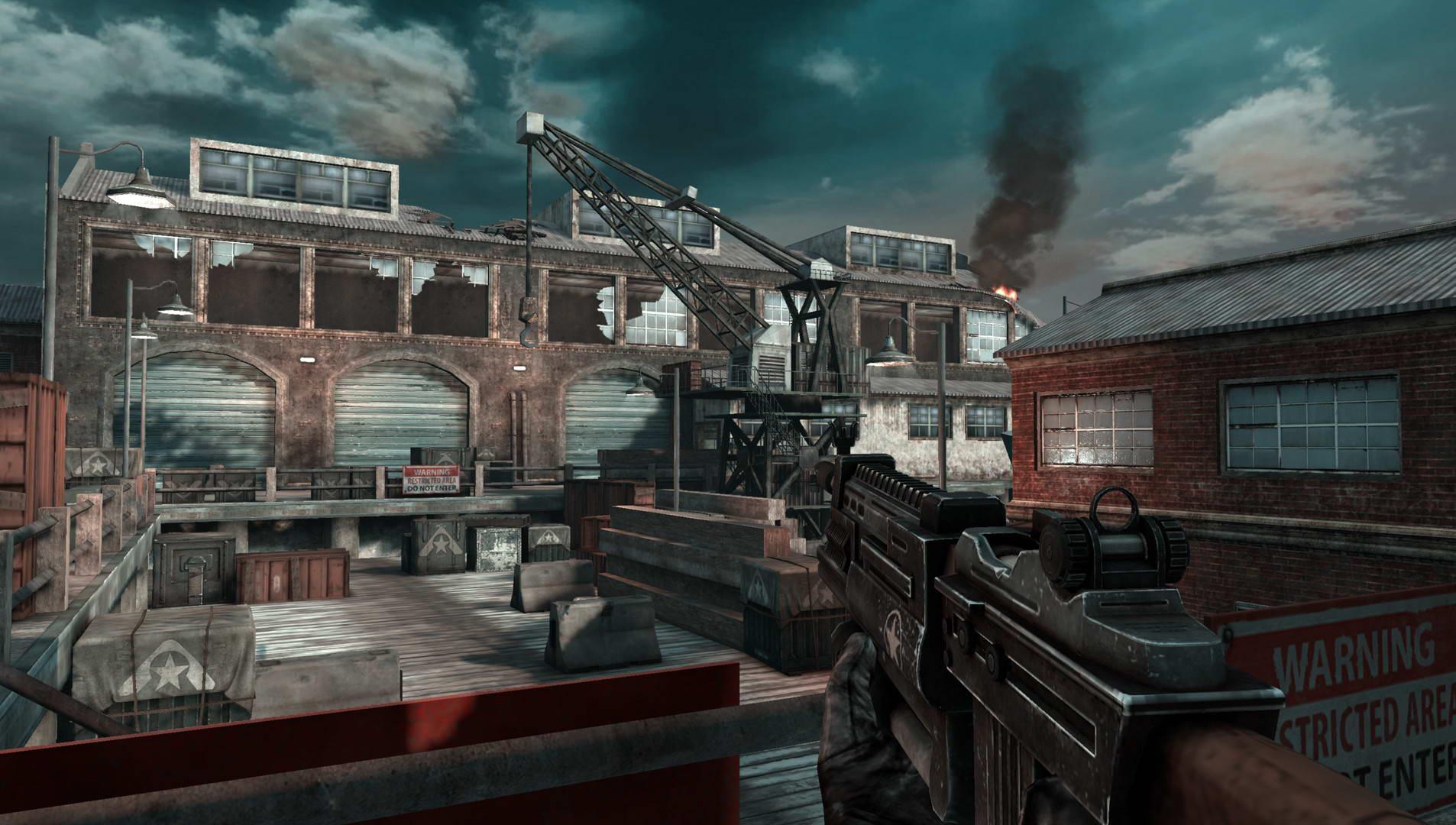 Скриншот Resistance: Burning Skies