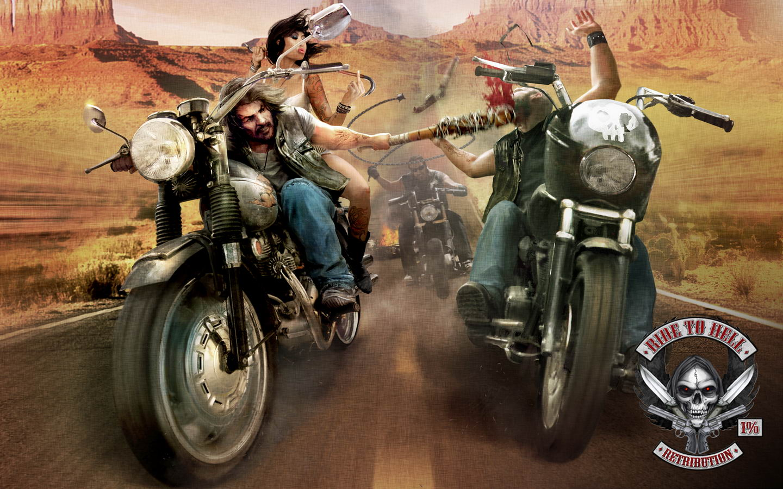 Арт Ride to Hell: Retribution