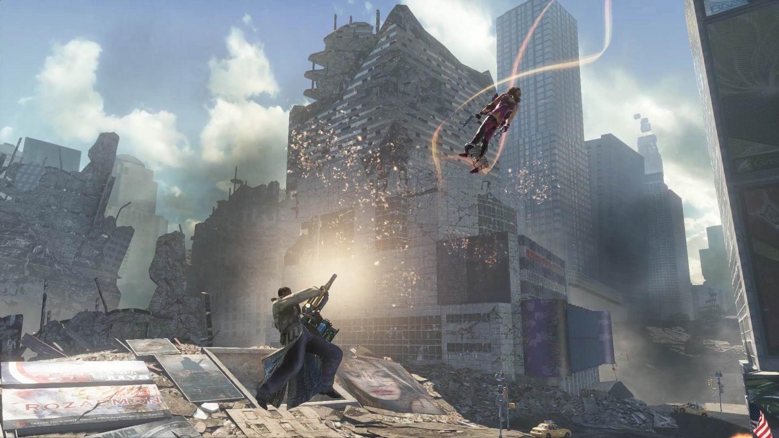 Скриншот Rise of Incarnates