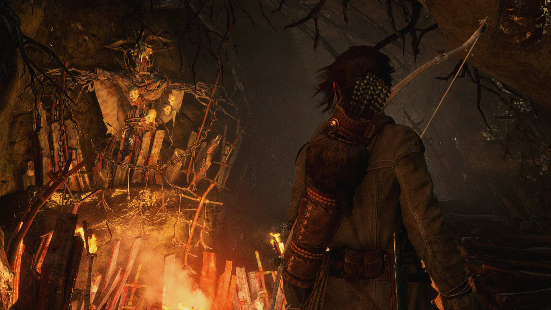 Скриншот Rise of the Tomb Raider: Baba Yaga - Temple of the Witch