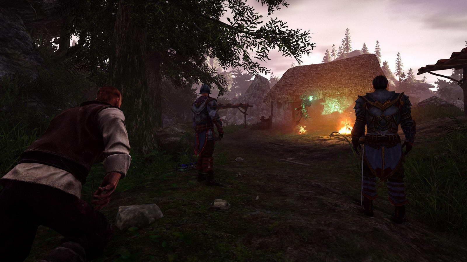 Скриншот Risen 3: Titan Lords