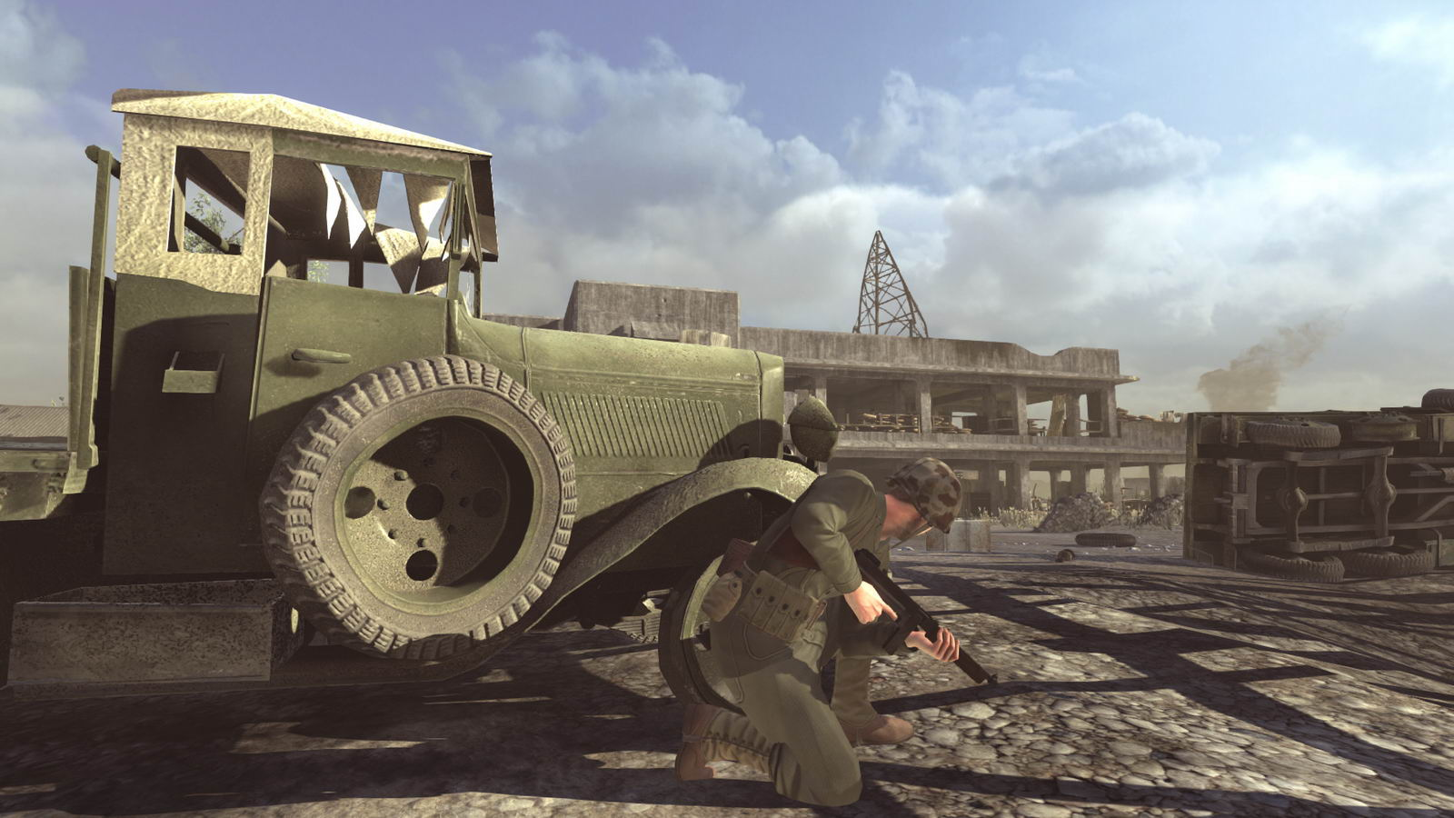 Скриншот Rising Storm