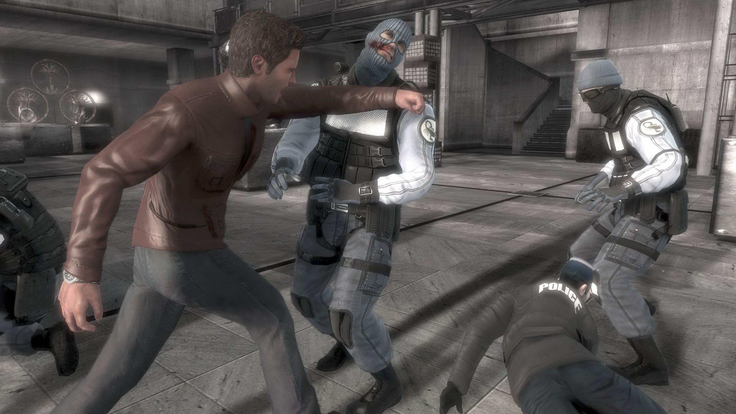Скриншот Robert Ludlum's The Bourne Conspiracy