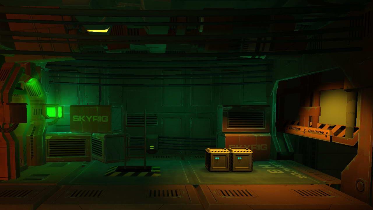 Скриншот Rochard