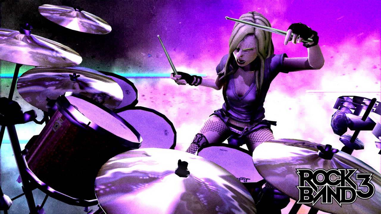 Скриншот Rock Band 3
