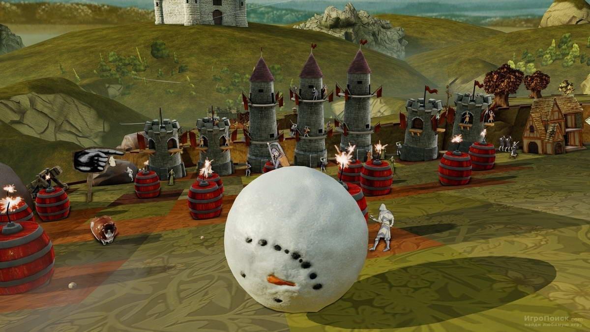 Скриншот Rock of Ages