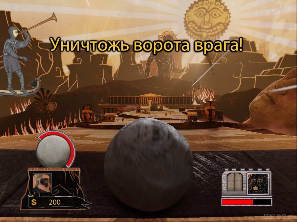 Скриншот Rock of Ages