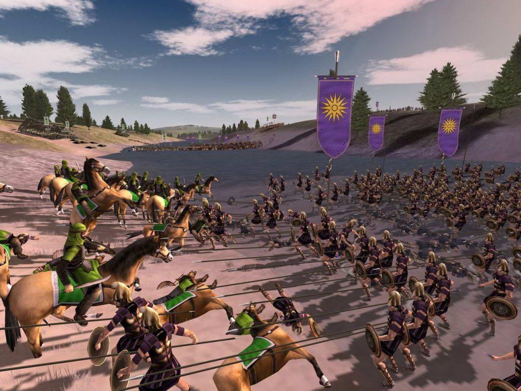 Скриншот Rome: Total War - Alexander