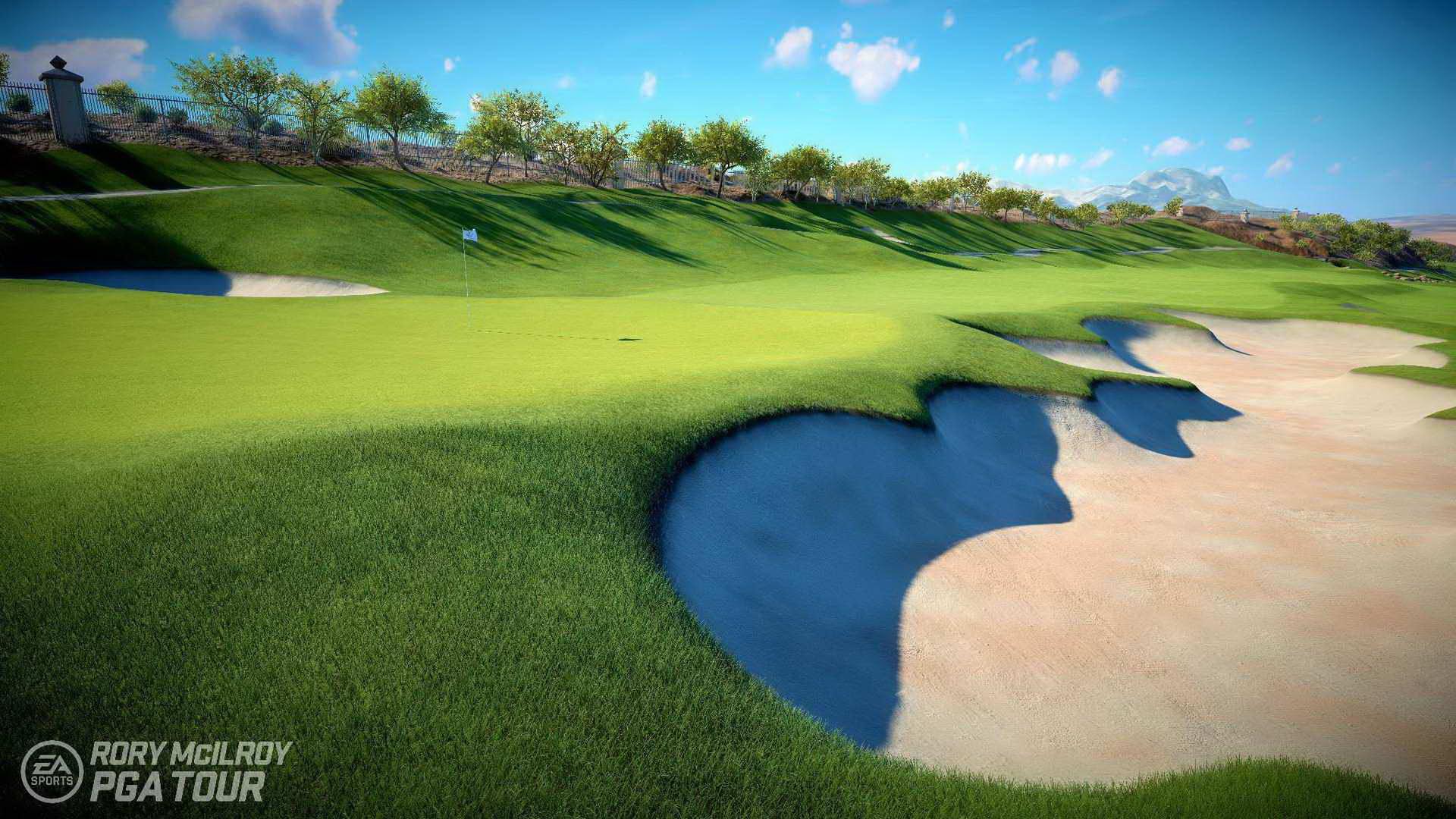 Скриншот Rory McIlroy PGA Tour