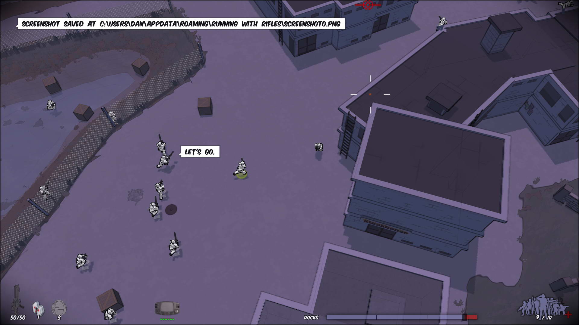 Скриншот Running with Rifles