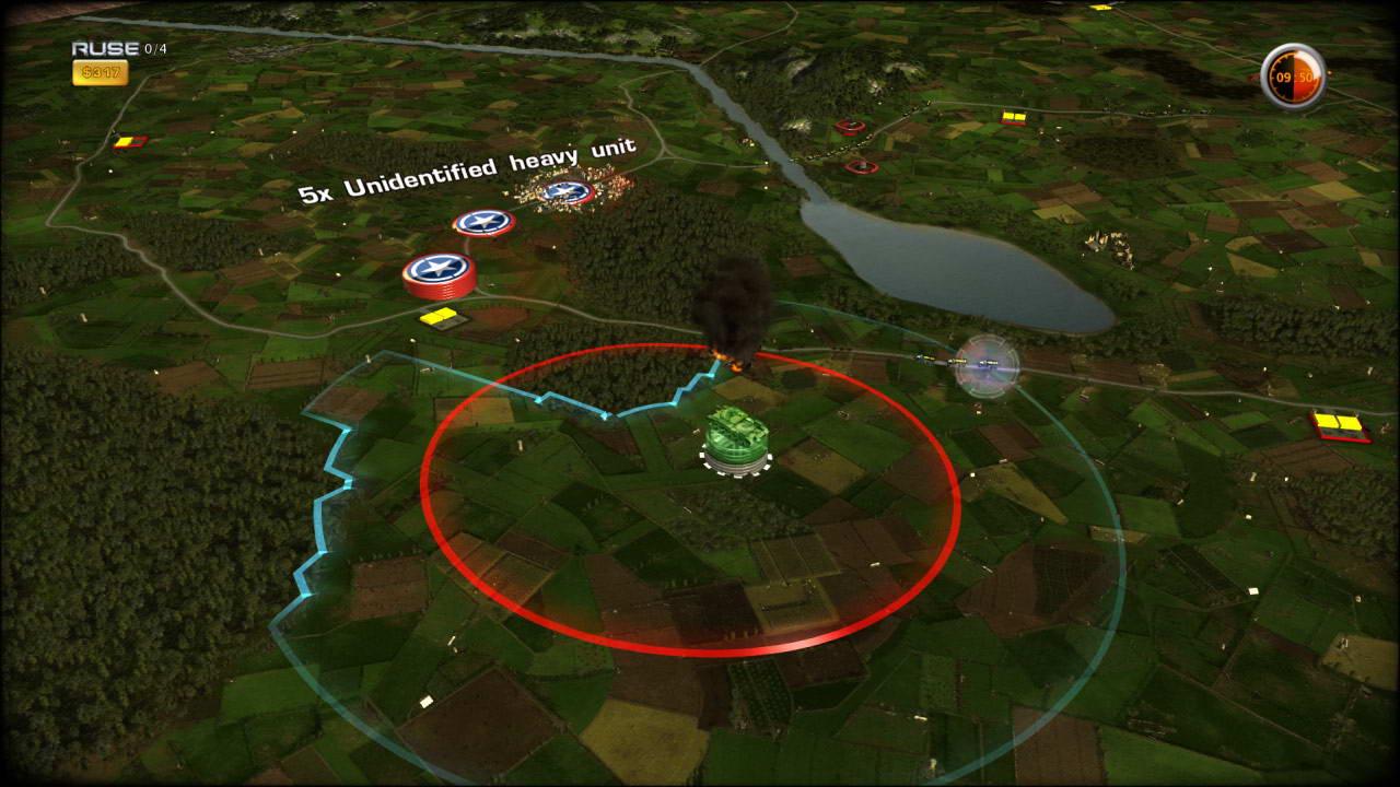 Скриншот R.U.S.E.