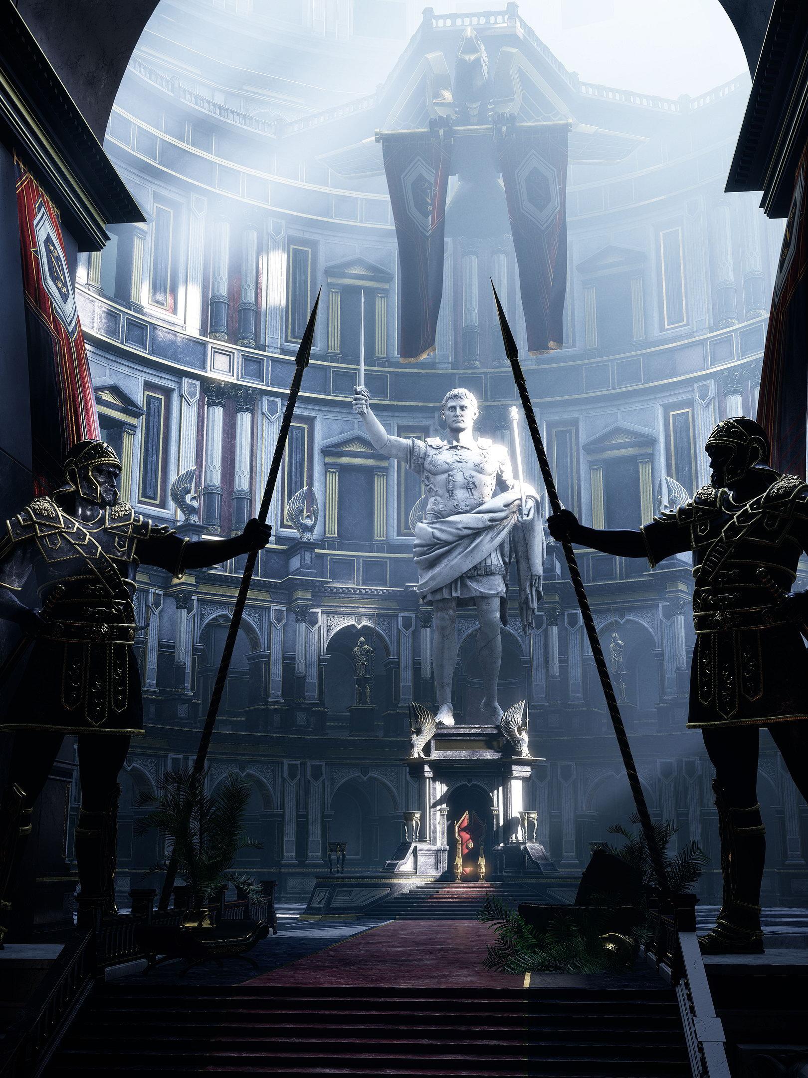 Арт Ryse: Son of Rome