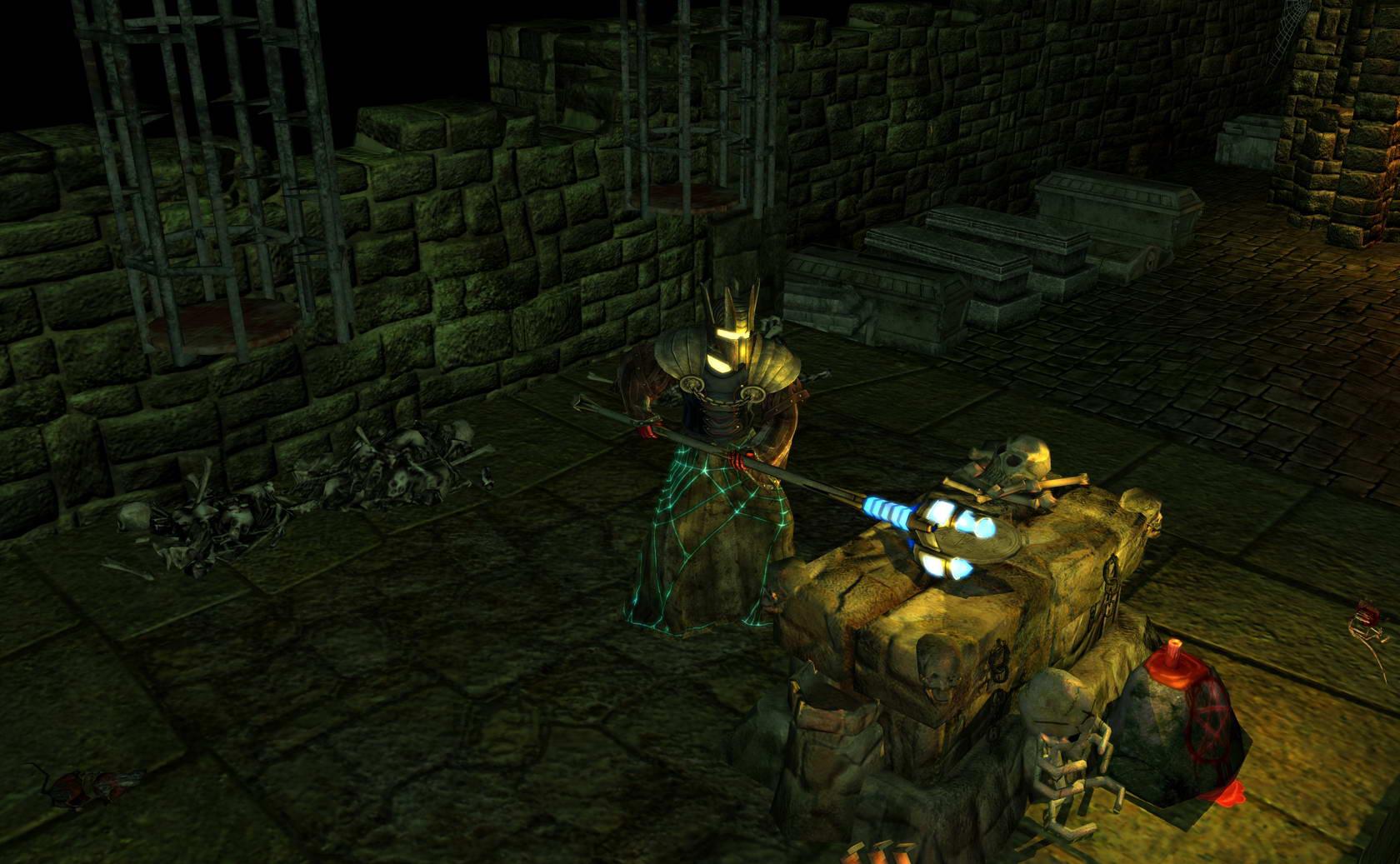 Скриншот Sacred 2: Fallen Angel