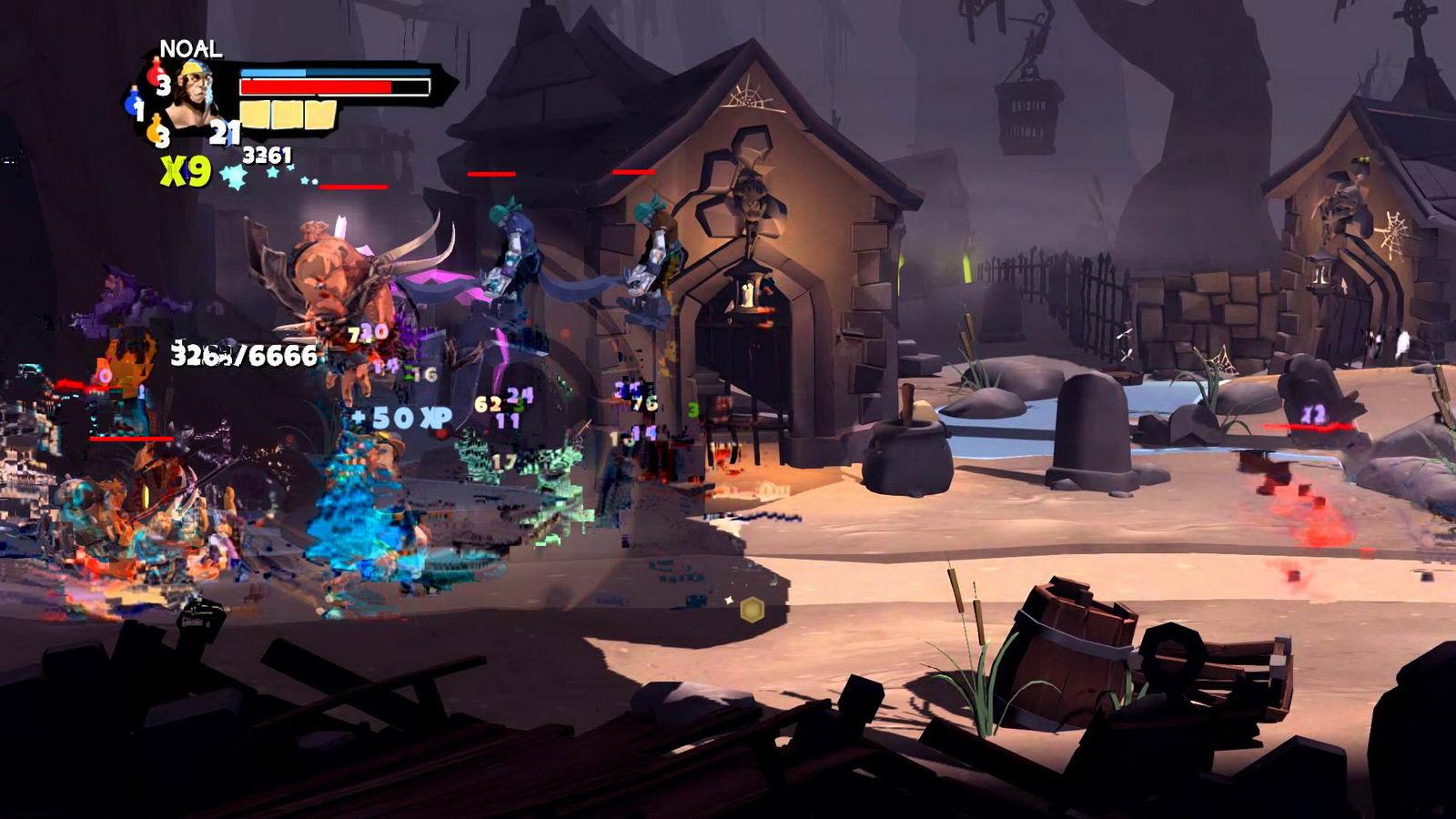 Скриншот Sacred Citadel