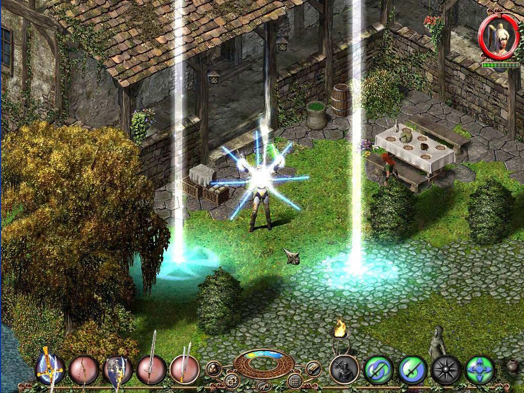 Скриншот Sacred