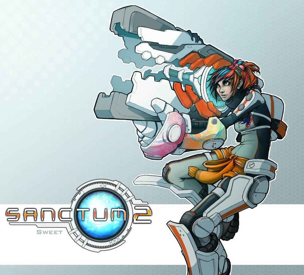Арт Sanctum 2