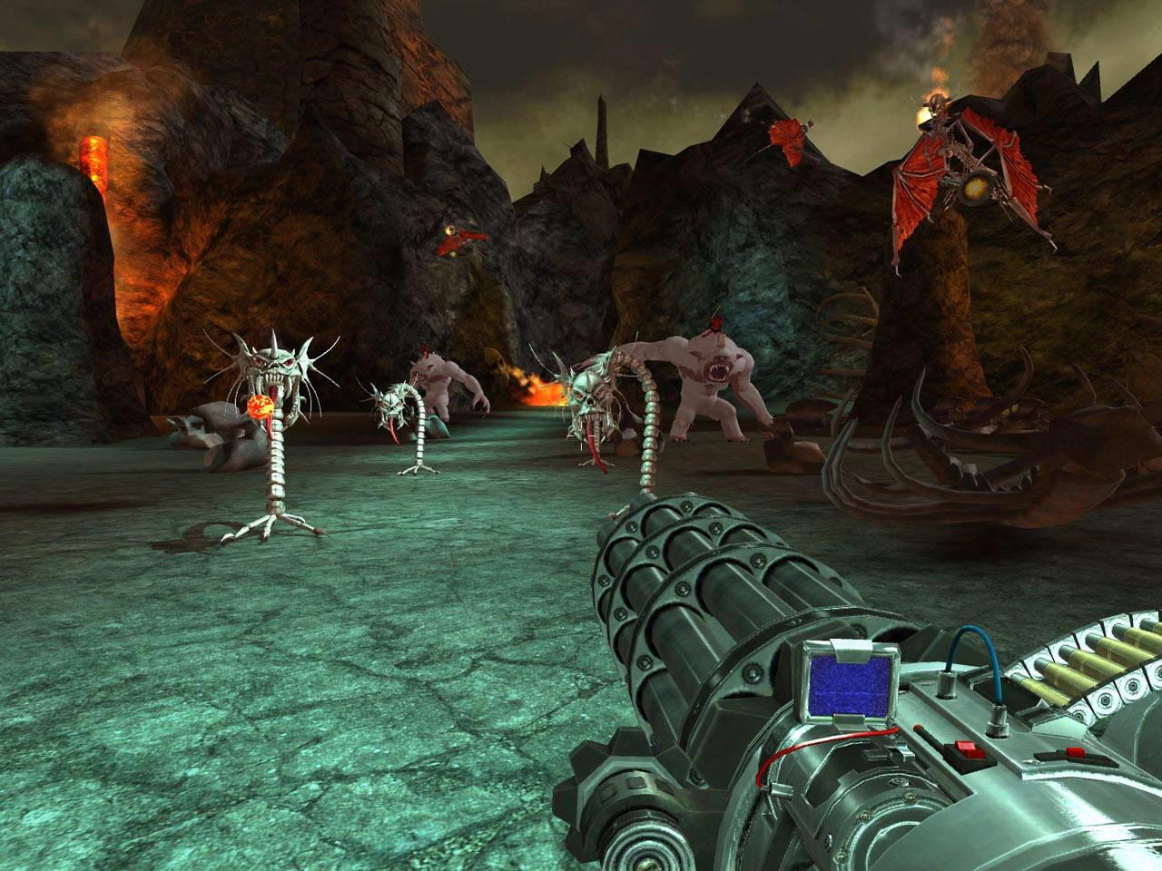 Скриншот Serious Sam II