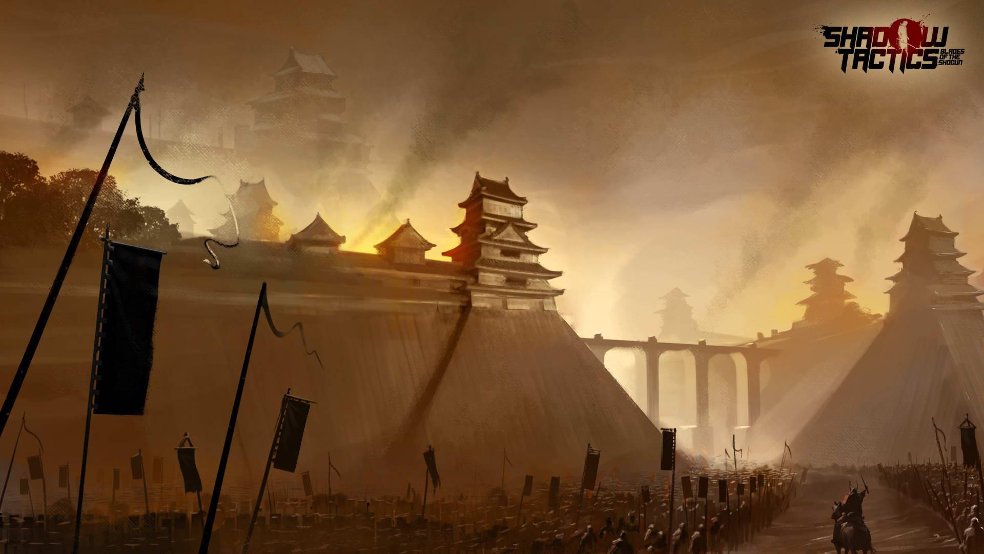 Скриншот Shadow Tactics: Blades of the Shogun