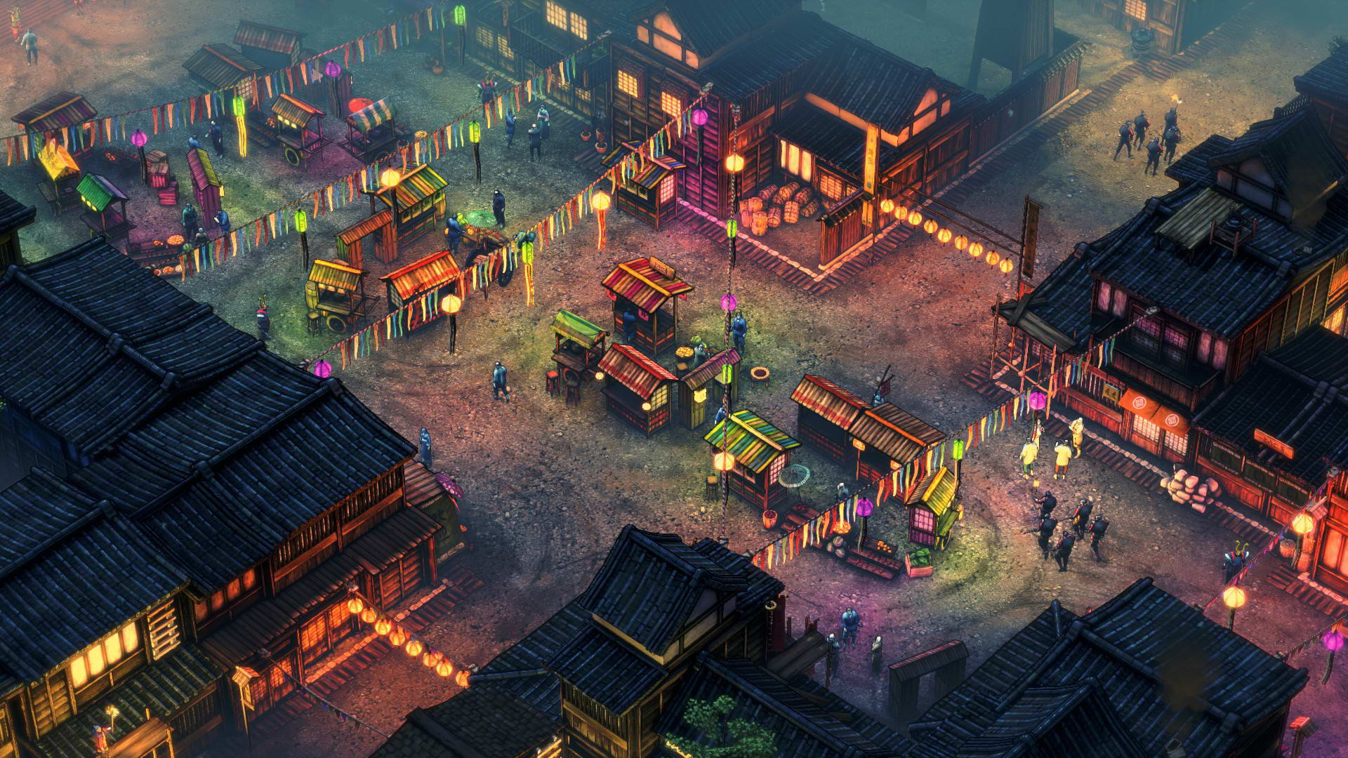 Скриншот Shadow Tactics: Blades of the Shogun