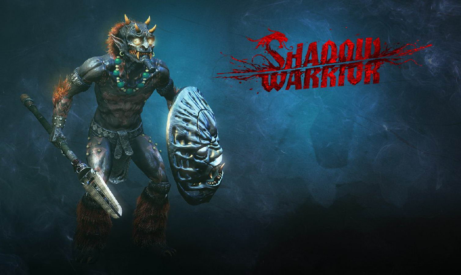 Арт Shadow Warrior