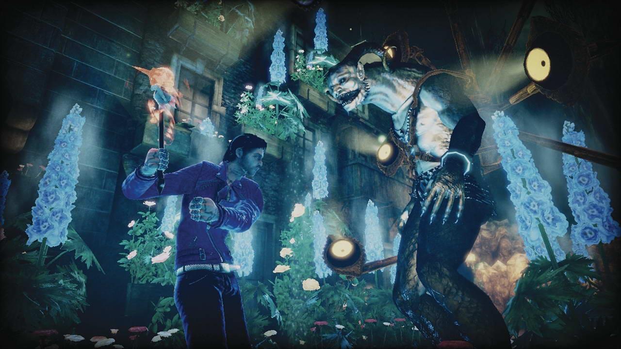 Скриншот Shadows of the Damned