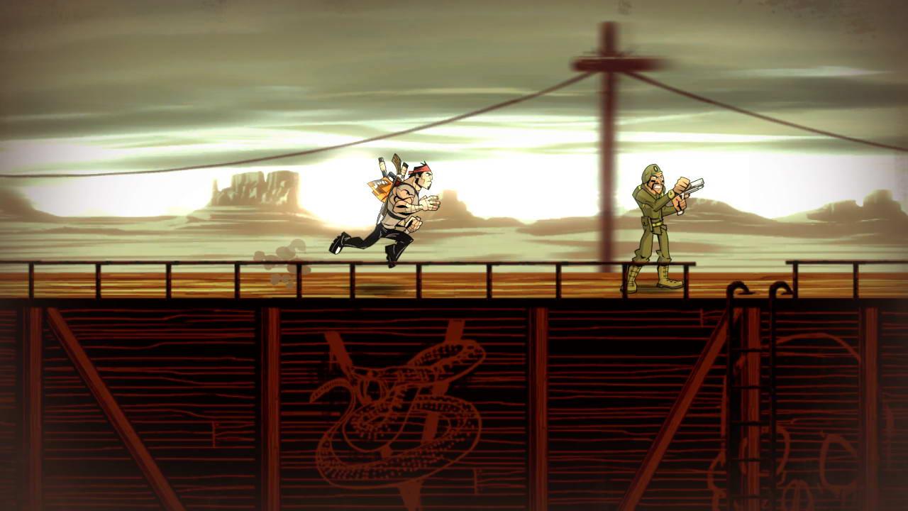Скриншот Shank
