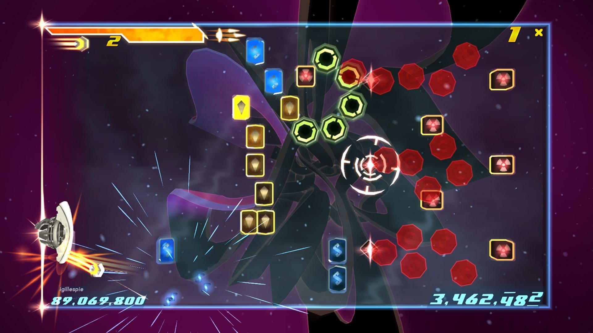 Скриншот Shatter