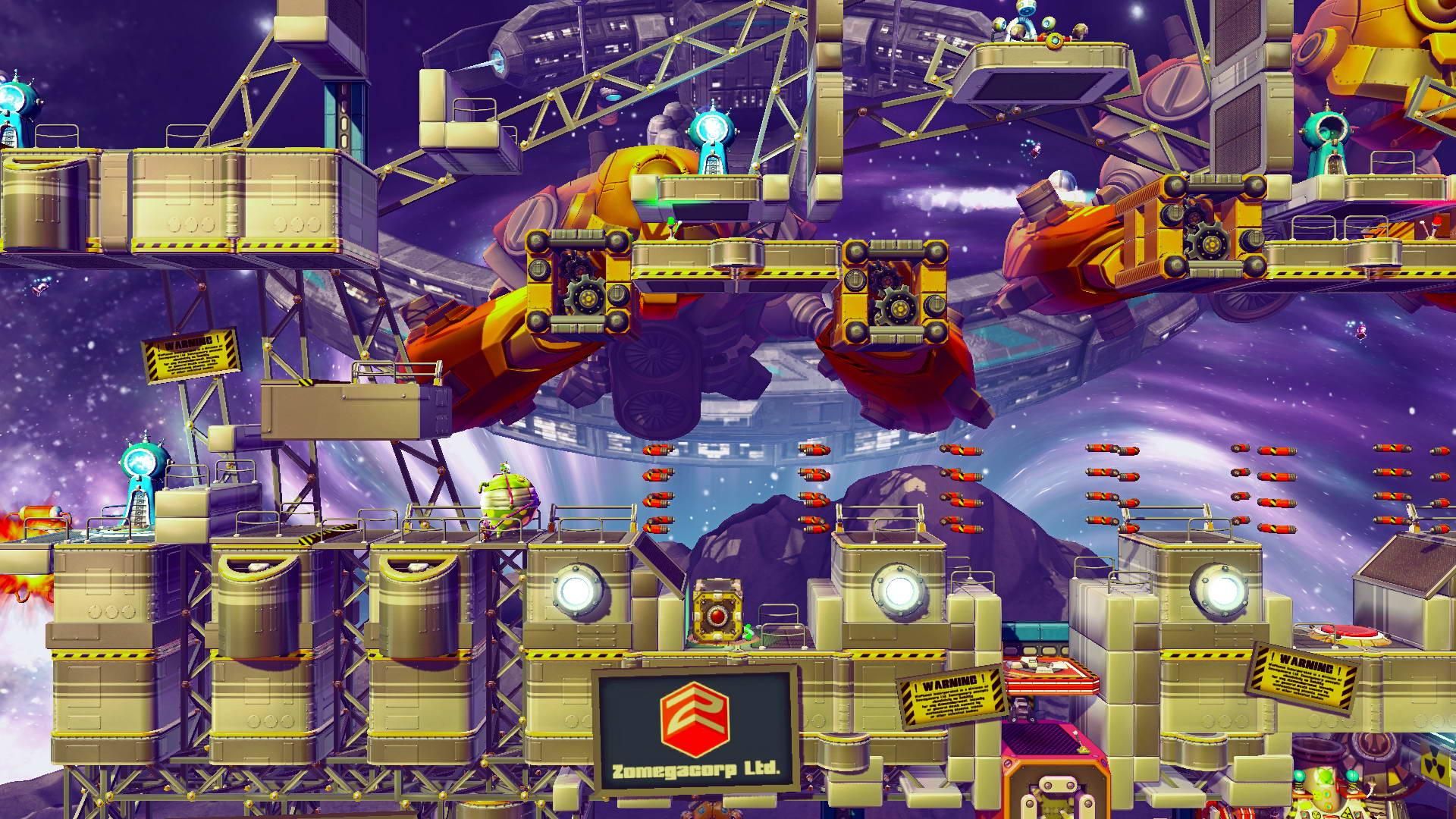Скриншот Shiftlings