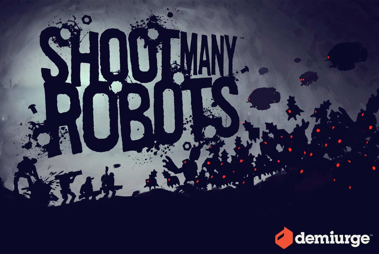 Скриншот Shoot Many Robots