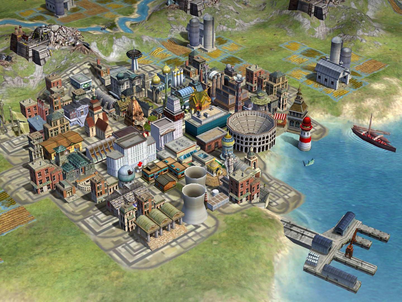 Скриншот Sid Meier's Civilization IV: Warlords