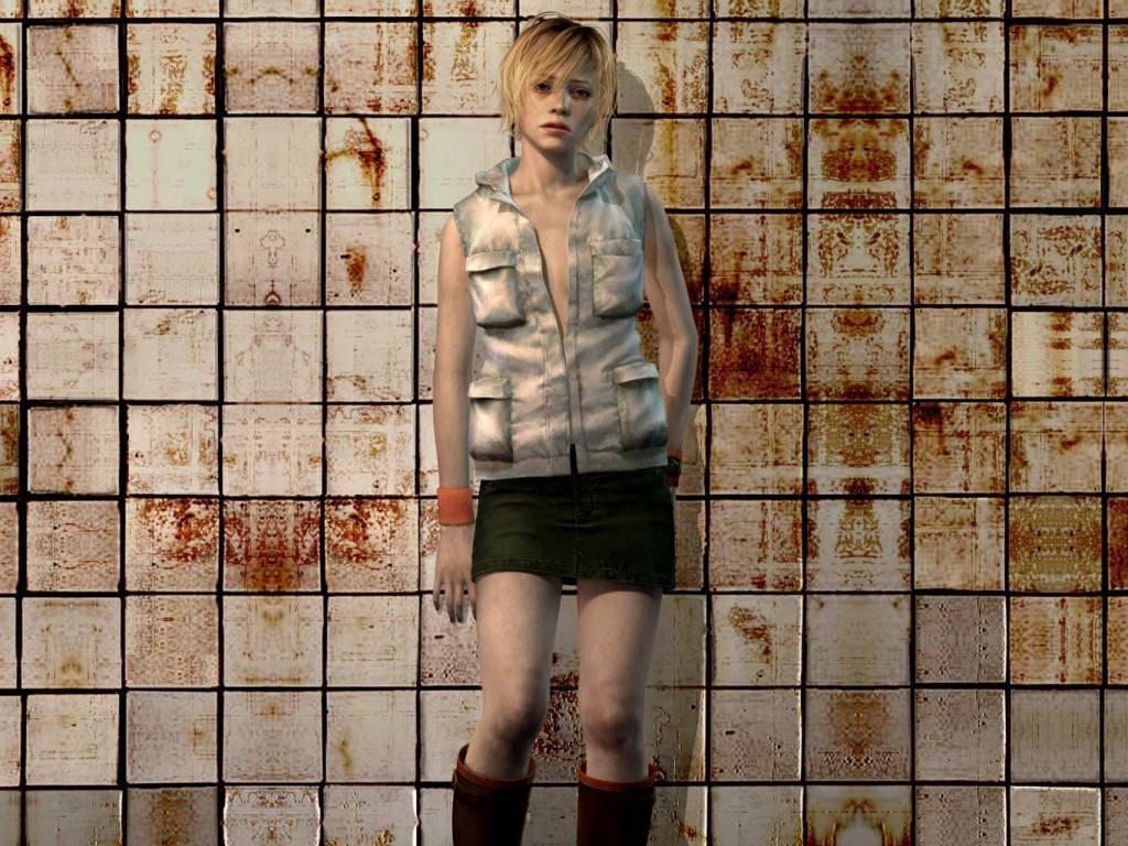 Скриншот Silent Hill 3