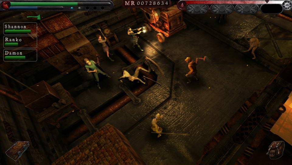 Скриншот Silent Hill: Book of Memories