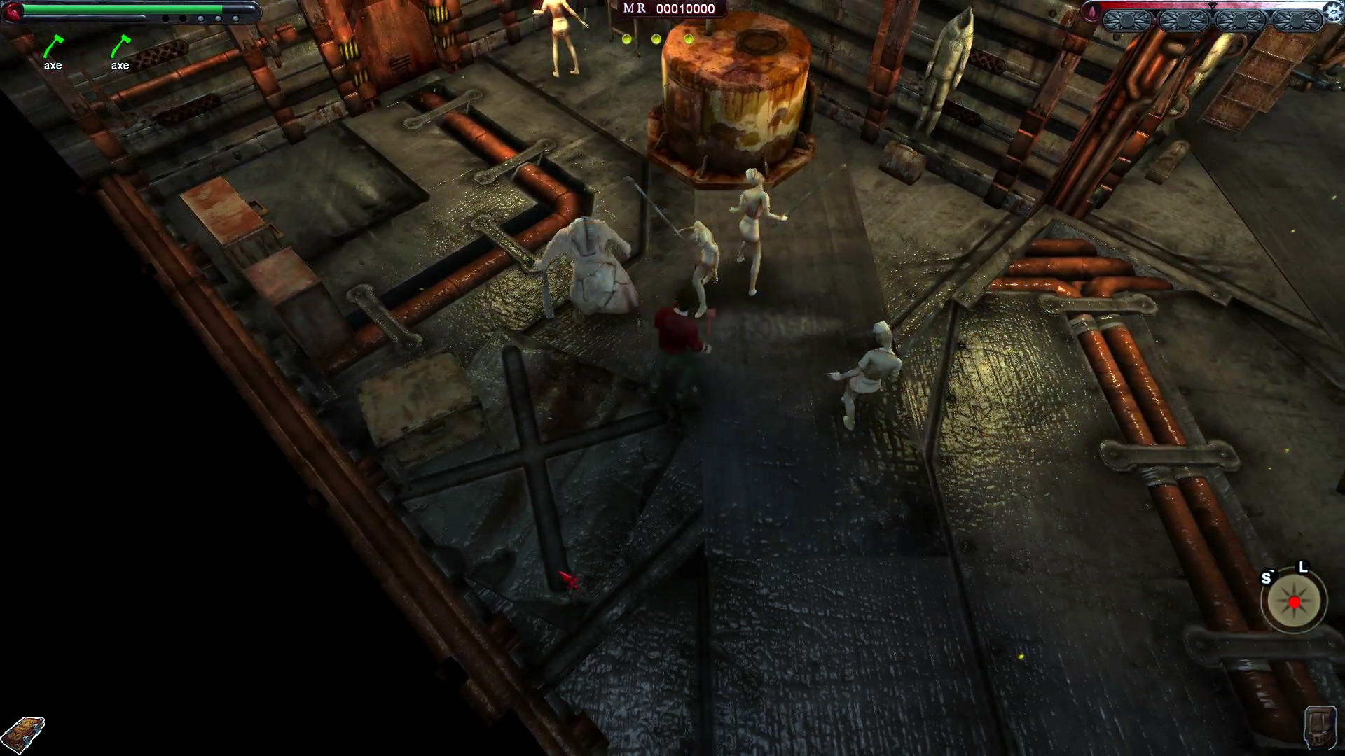 Скриншот Silent Hill: Book of Memories