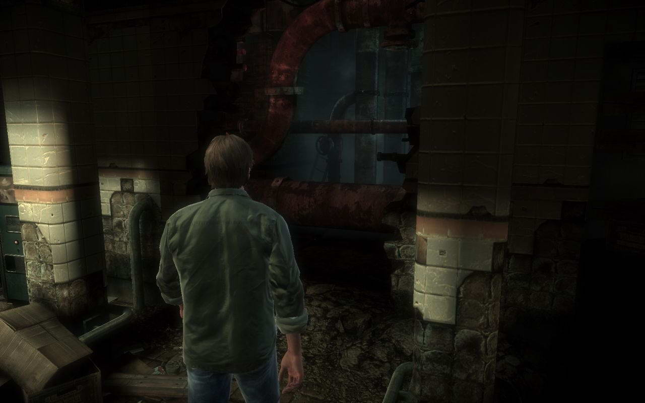 Скриншот Silent Hill: Downpour