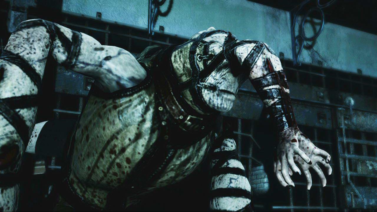Скриншот Silent Hill: Homecoming