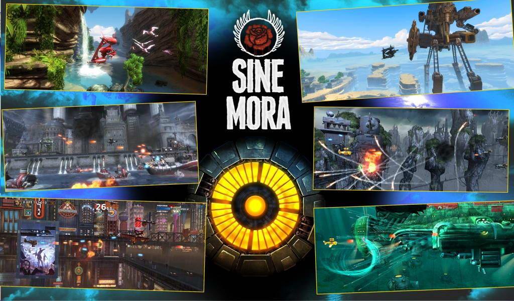 Скриншот Sine Mora