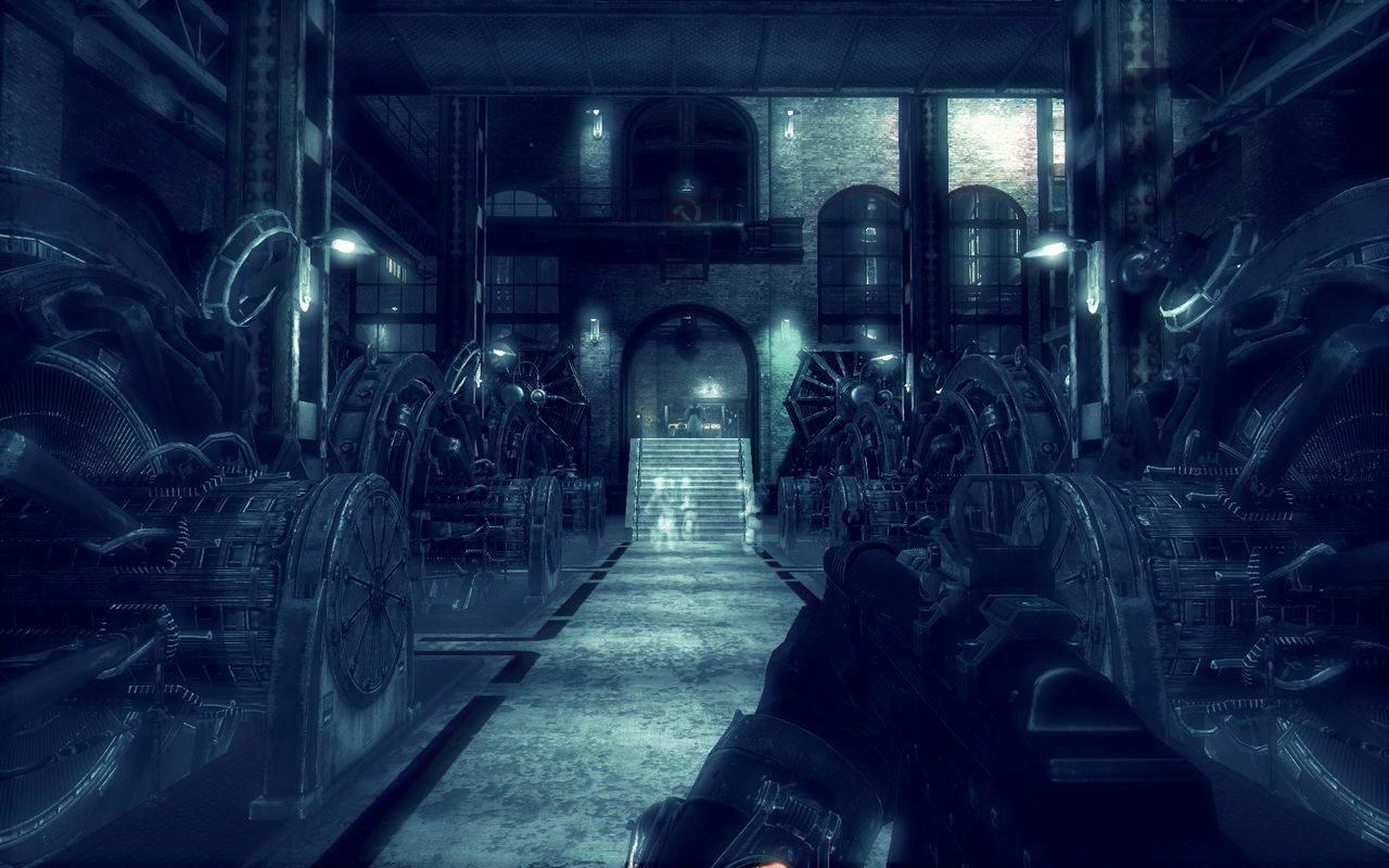 Скриншот Singularity