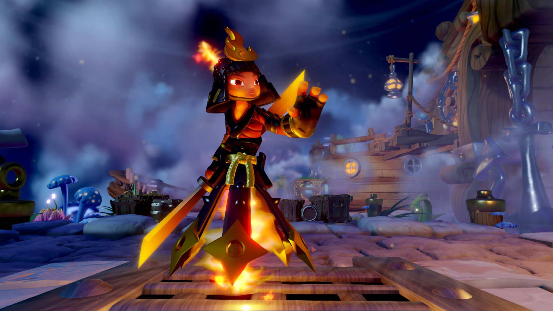 Скриншот Skylanders Imaginators