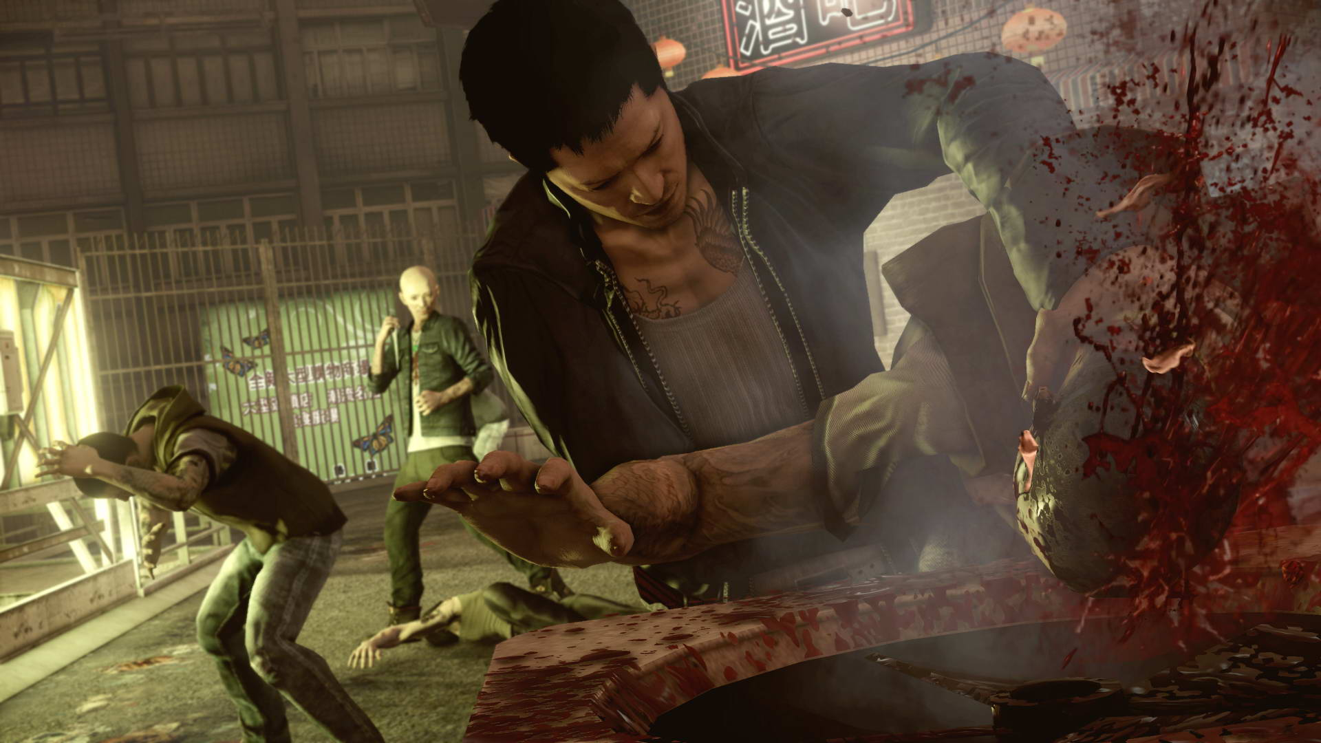 Скриншот Sleeping Dogs: Definitive Edition