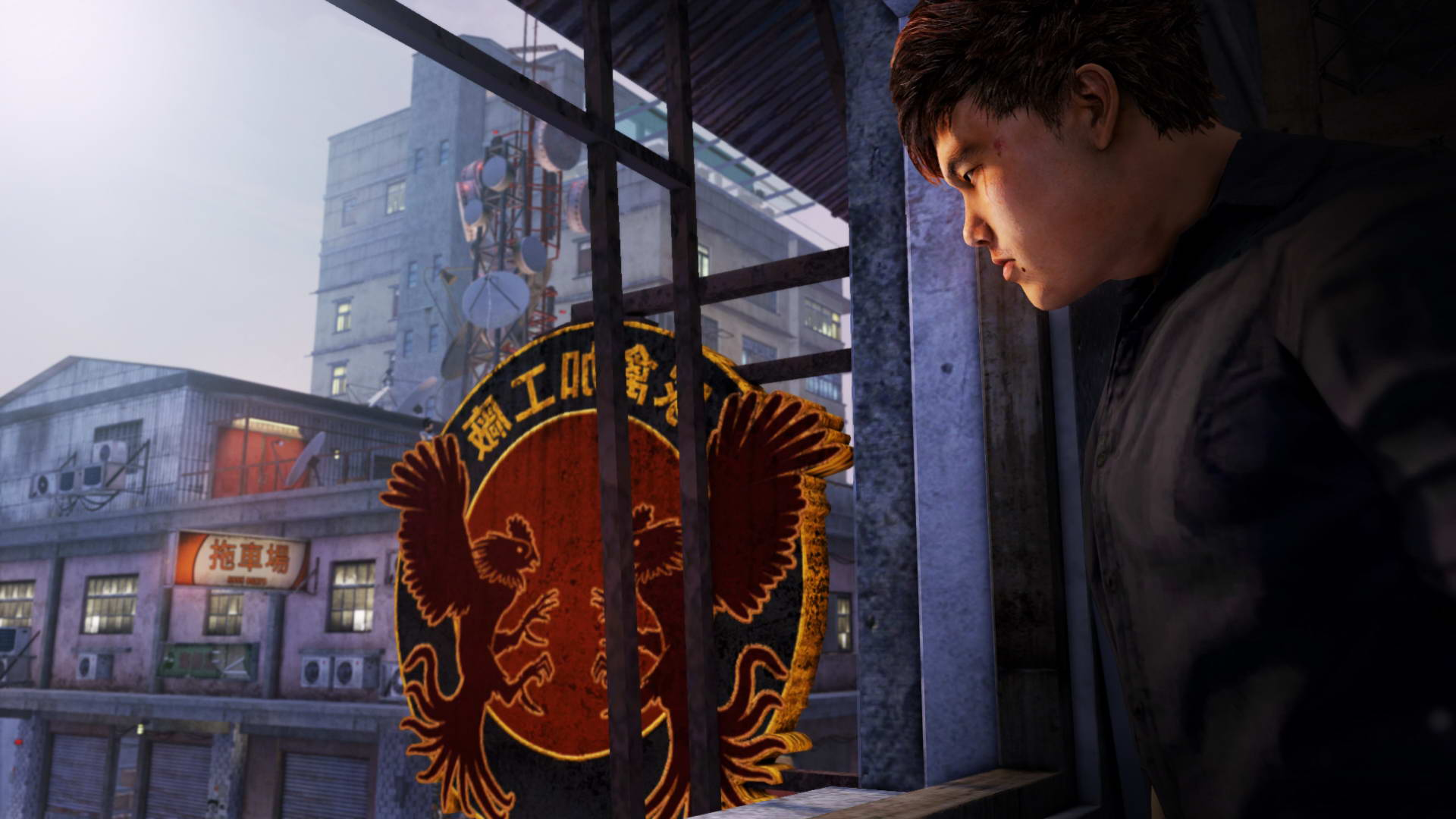 Скриншот Sleeping Dogs: Triad Wars