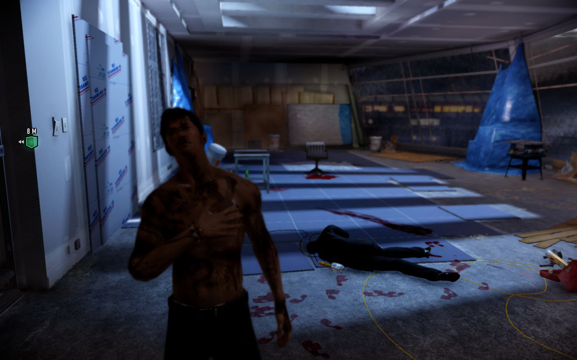 Sleeping Dogs - торрент 34