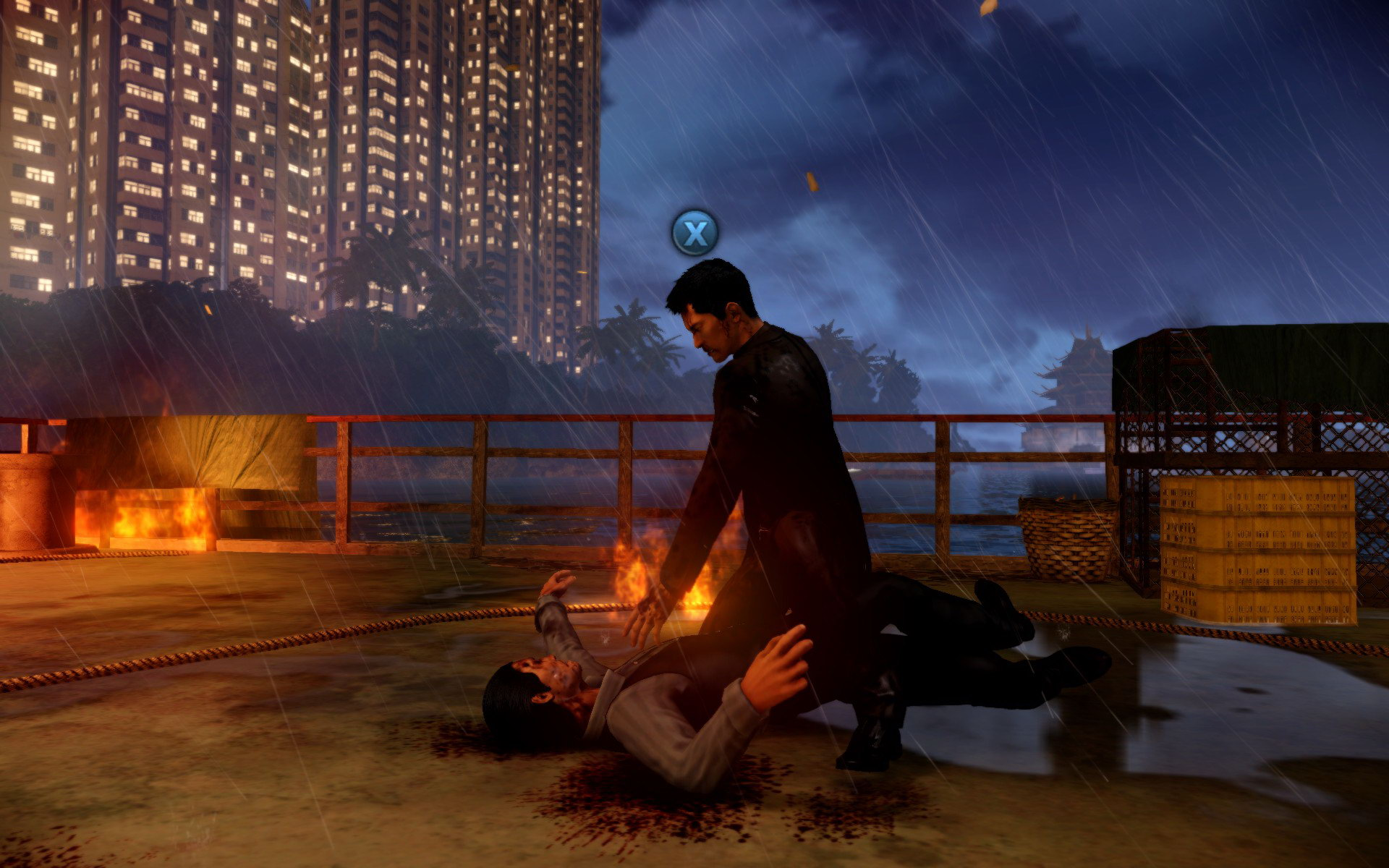 Скриншот Sleeping Dogs
